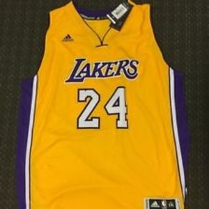 Other - New Kobe Bryant #24 Addidas Jersey XL